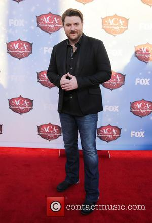 Chris Young - 2013 American Country Awards held at Mandalay Bay Resort and Casino - Arrivals - Las Vegas, Nevada,...