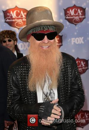 Billy Gibbons - American Country Awards 2013 - Arrivals at Mandalay Bay Resort and Casino - Las Vegas, California, United...