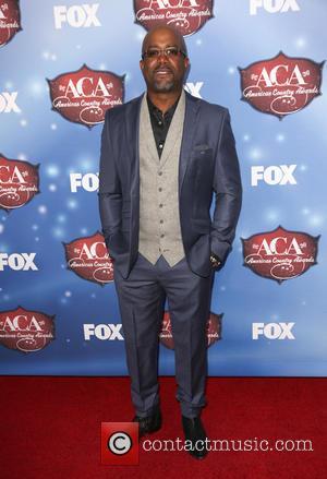 Darius Rucker - American Country Awards 2013 - Arrivals at Mandalay Bay Resort and Casino - Las Vegas, California, United...