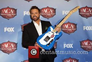 Randy Houser - American Country Awards 2013 - Press Room at Mandalay Bay Resort and Casino - Las Vegas, California,...