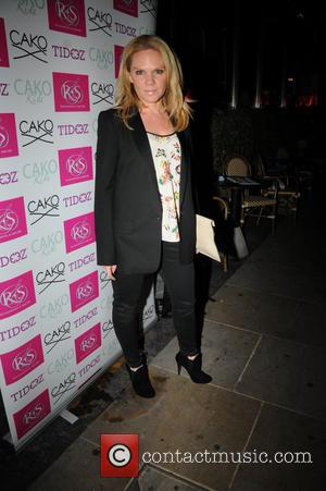 Louise Adams - Cako & Cako Kids launch party held at Sanctum Hotel - London, United Kingdom - Tuesday 10th...