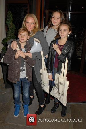 Louise Adams - Celebrities attend CAKO & CAKO Kids Launch Party at Sanctum Soho Hotel - London, United Kingdom -...