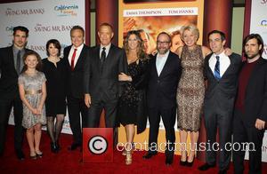 Colin Farrell, Annie Rose Buckley, Bradley Whitford, Tom Hanks, Rita Wilson, Paul Giamatti, Emma Thompson, B.J. Novak and Jason Schwartzman