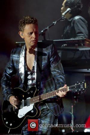 Depeche Mode and Martin Lee Gore