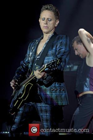Depeche Mode and Martin Lee Gore