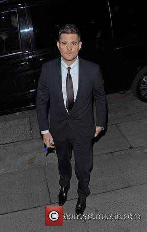 Michael Buble Looking Forward To Spending Christmas With Baby Son