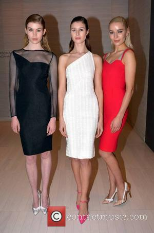 Roland Mouret, Eve Connolly, Joanne Northey and Teodora Sutra