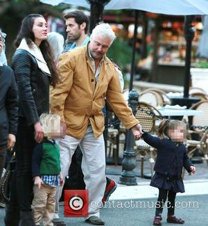 William L Petersen and Gina Cirone
