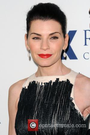Julianna Margulies -  **File Photo * AMERICAN HUSTLE AND 12 YEARS A SLAVE LEAD 2014 GOLDEN GLOBES NOMINATIONS AMERICAN HUSTLE and 12...