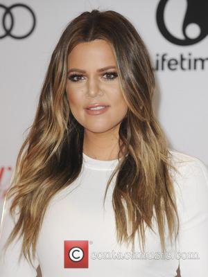 Khloe Kardashian - Women in Entertainment Breakfast
