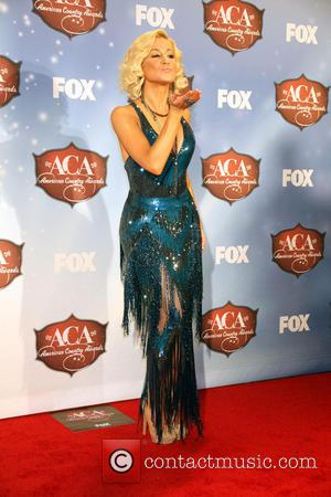 Kellie Pickler - 2013 American Country Awards Press Room held at Mandalay Bay Hotel & Casino in Las Vegas, NV...