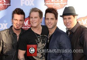Josh Mcswain, Barry Knox, Matt Thomas and And Scott Thomas Of Parmalee