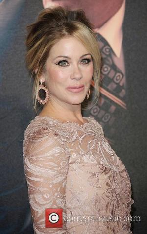 Christina Applegate - Premiere of 'Anchorman 2: The Legend Continues' held at Vue West End - Arrivals - London, United...
