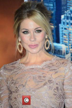 Christina Applegate - U.K. premiere of 'Anchorman 2: The Legend Continues' held at Vue West End - Arrivals - London,...