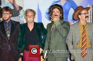 Francis Boulle, Jamie Laing, Spencer Matthews and Oliver Proudlock