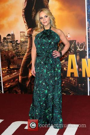 Guest - U.K. premiere of 'Anchorman 2: The Legend Continues' held at Vue West End - Arrivals - London, United...
