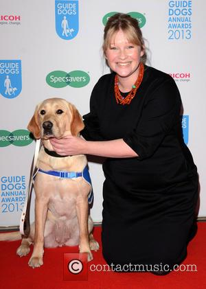 Joanna Page - Guide Dog of the Year Awards and Charity Ball at the London Hilton - Red Carpet Arrivals...
