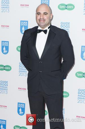 Marc Abraham - Guide Dog of the Year Awards and Charity Ball at the London Hilton - Red Carpet Arrivals...