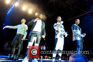 Marvin Humes, Aston Merrygold, Oritsé Williams, Jb Gill and Jls