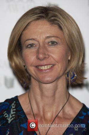 Christina Lamb - The Specsavers National Book Awards held at Mandarin Oriental Hyde Park - Inside - London, United Kingdom...