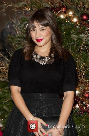 Rachel Khoo - The Specsavers National Book Awards held at Mandarin Oriental Hyde Park - Inside - London, United Kingdom...