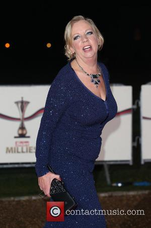 Deborah Meaden - The Sun Military Awards (Millies) 2013 held at the National Maritime Museum - Arrivals - London, United...
