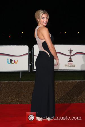 Gemma Atkinson - The Sun Military Awards (Millies) 2013 held at the National Maritime Museum - Arrivals - London, United...