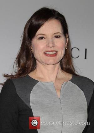 Geena Davis - The Hollywood Reporter's Women In Entertainment Breakfast Honoring Oprah Winfrey At Beverly Hills Hotel - Beverly Hills,...