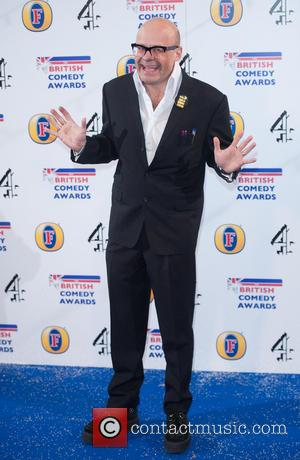 Harry Hill - The British Comedy Awards held at Fountain Studios - Arrivals. - London, United Kingdom - Thursday 12th...