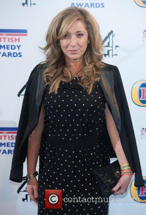 Tracy Ann Oberman - The British Comedy Awards held at Fountain Studios - Arrivals. - London, United Kingdom - Thursday...