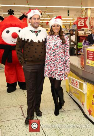 James Argent, Arg and Jessica Wright
