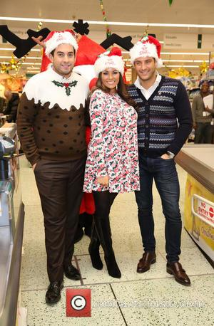 James Argent, Arg, Jessica Wright and Elliot Wright