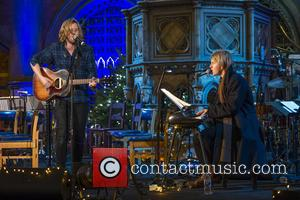 Andy Burrows and Tom Odell