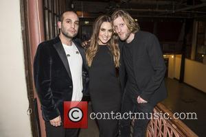Ilan Eshkeri, Melanie C and Andy Burrows