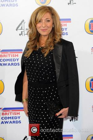 Tracy Ann Oberman - British Comedy Awards 2013 at Fountain Studio - Arrivals - London, United Kingdom - Thursday 12th...