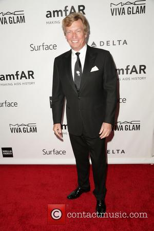 Nigel Lythgoe - Celebrities attend 2013 amfAR Inspiration Gala at Milk Studios. - Los Angeles, California, United States - Thursday...