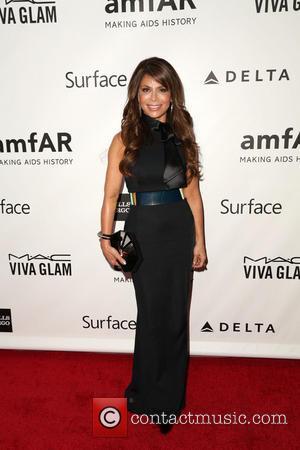 Paula Abdul - Celebrities attend 2013 amfAR Inspiration Gala at Milk Studios. - Los Angeles, California, United States - Thursday...
