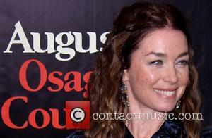 Julianne Nicholson - The New York premiere of August: Osage County held at the Ziegfeld Theatre - Arrivals. - New...