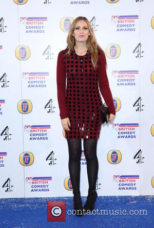 Olivia Lee - The British Comedy Awards 2013 held at Fountain Studios - Arrivals - London, United Kingdom - Thursday...