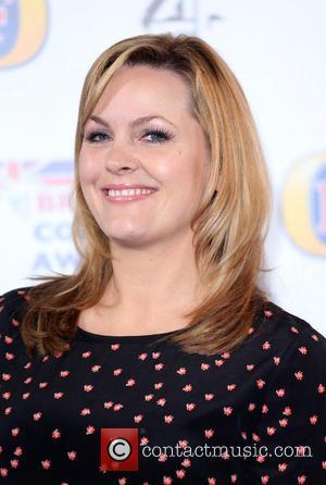 Jo Joyner - The British Comedy Awards 2013 held at Fountain Studios - Arrivals - London, United Kingdom - Thursday...
