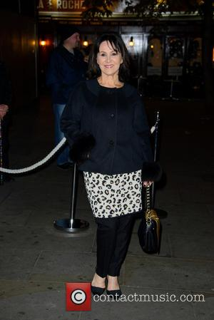 Arlene Phillips - English National Ballet Annual Christmas Season Celebrity Party - Arrivals - London, United Kingdom - Thursday 12th...