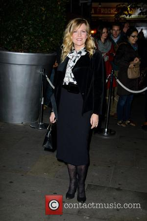 Ashley Jensen - English National Ballet Annual Christmas Season Celebrity Party - Arrivals - London, United Kingdom - Thursday 12th...