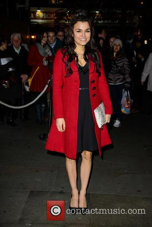 Samantha Barks - English National Ballet Annual Christmas Season Celebrity Party - Arrivals - London, United Kingdom - Thursday 12th...