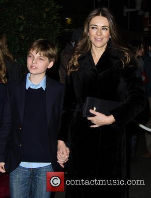 Elizabeth Hurley Splits From Shane Warne Again - Report