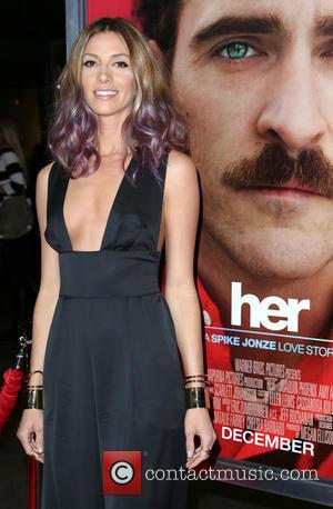 Dawn Olivieri - Premiere of 'Her' held at DGA - Arrivals - Los Angeles, California, United States - Thursday 12th...