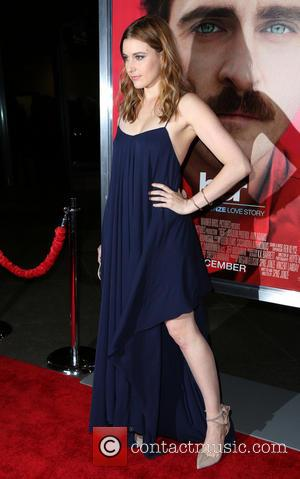 Greta Gerwig - Premiere of 'Her' held at DGA - Arrivals - Los Angeles, California, United States - Thursday 12th...