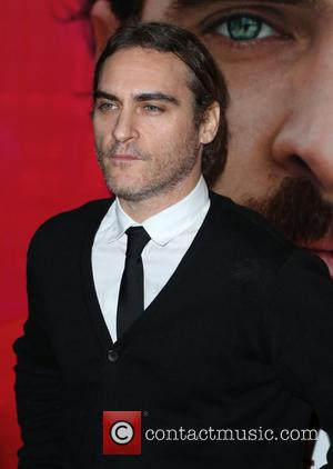 Joaquin Phoenix - Premiere of 'Her' held at DGA - Arrivals - Los Angeles, California, United States - Thursday 12th...