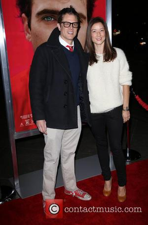 Johnny Knoxville and Naomi Nelson - Premiere Of Warner Bros. Pictures'