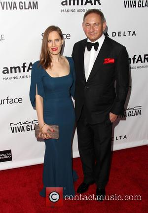 Liz Goldwyn and John Demsey