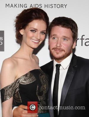 Lydia Hearst and Kevin Connolly